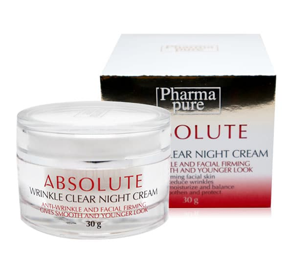 PharmaPure ABSOLUTE Wrinkle Clear Night Cream