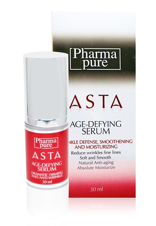 PharmaPure Asta Age Defying Serum