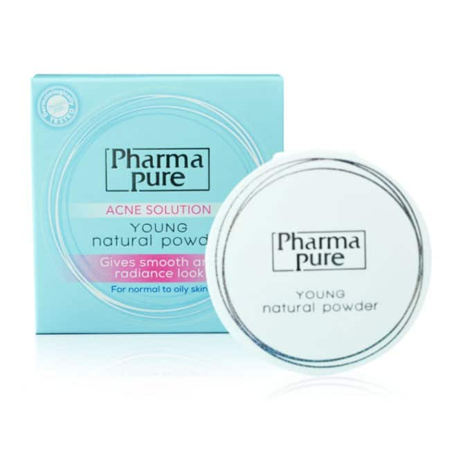 PharmaPure Young Natural Powder SPF 15